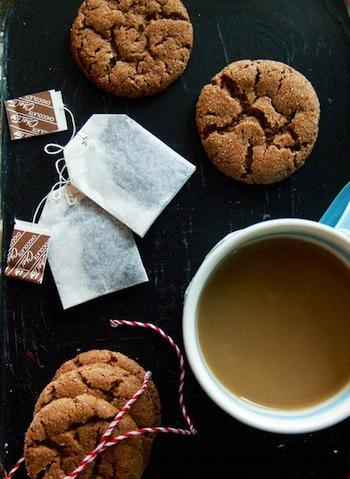 Chocolate Chai Snickerdoodles thumb Bean Bytes 68
