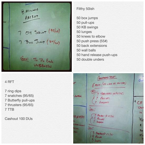 ff3 Fitness Friday 62