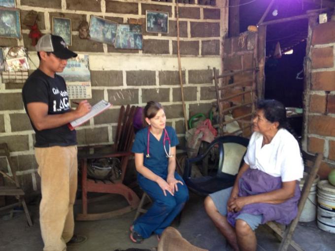 House Call Nicaragua