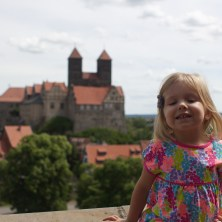 Abby and Quedlinburg castle
