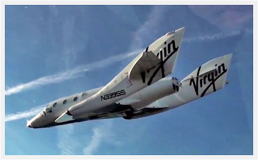 SpaceShipTwo-In-Glide