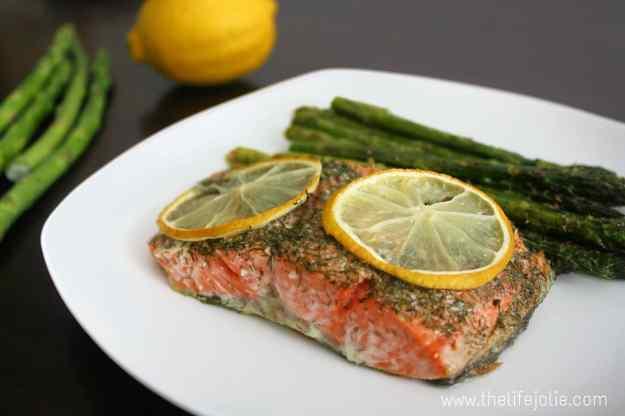 Lemon Dill Salmon | The Life Jolie
