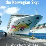 Our Bahamas Cruise on the Norwegian Sky: Embarkation Day