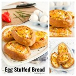 Egg Stuffed Bread