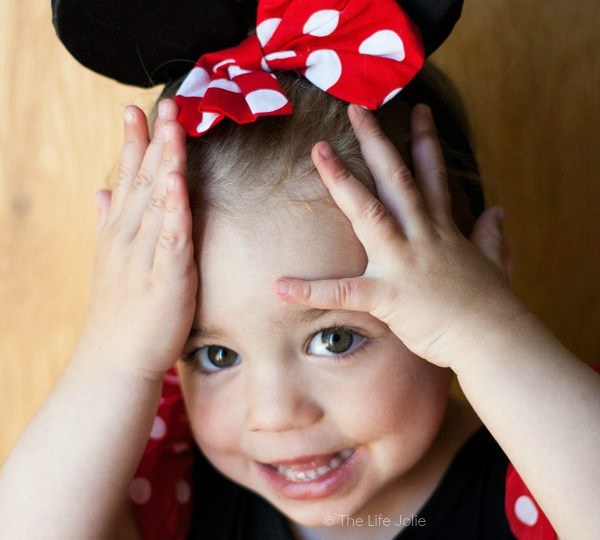 To my Alice on your second birthday | The Life Jolie