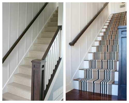 Medium Of Laminate Flooring On Stairs