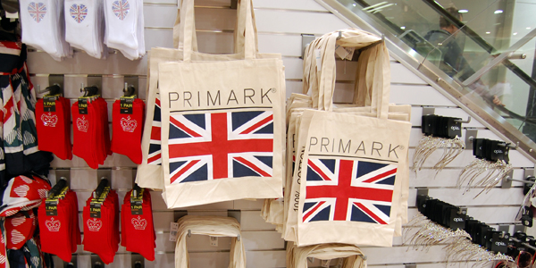 Primark Royal Wedding Products