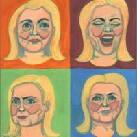 Annelise Capossela - Oh, Hillary (Clinton) (Our future President)
