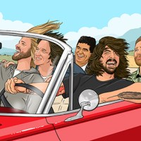 Foo Fighters tribute by Michele Melcher