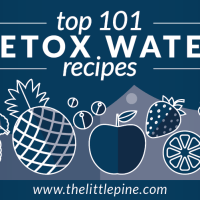 Top 101 Detox Water Recipes