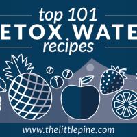 Top 101 Detox Water Recipes