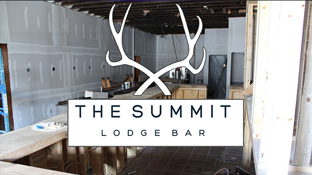 The Summit Lodge Bar Opening Soon in Burgundy Room Location