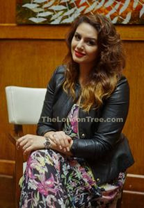 Huma Qureshi. All Rights Reserved: The London Tree