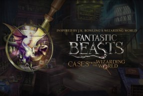 WARNER BROS. INTERACTIVE ENTERTAINMENT  ANNOUNCES FANTASTIC BEASTS™: CASES FROM THE WIZARDING WORLD FOR MOBILE DEVICES