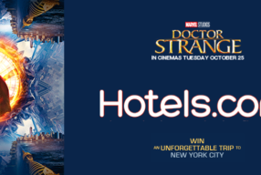 Win A Trip To New York. Marvel's Dr Strange Competition!