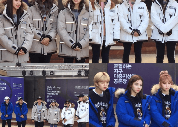 Running Man Ep 328: Girl Group TWICE As Guests