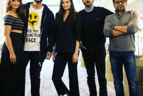 ​Mubarakan kicks off London schedule