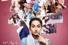 NOOR Sonakshi Sinha Starrer Releases Second Trailer