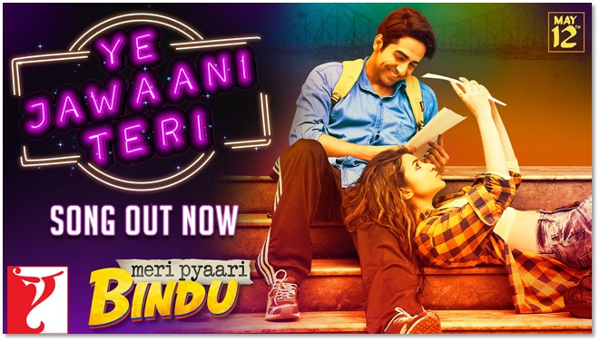 YE TERI JAWAANI Parineeti Chopra and Ayushmann Khurrana