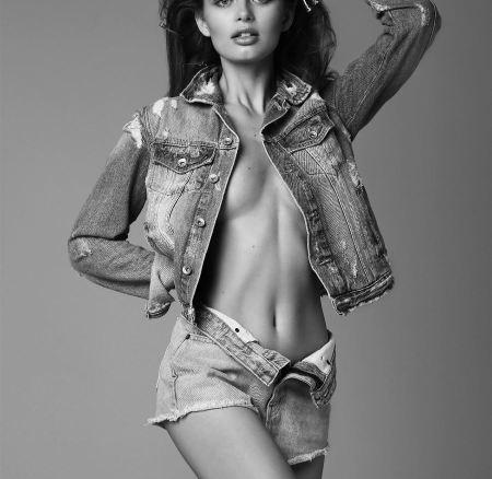Katya Kulyzhka Talks Modelling, Art And GAMES Her Debut Single