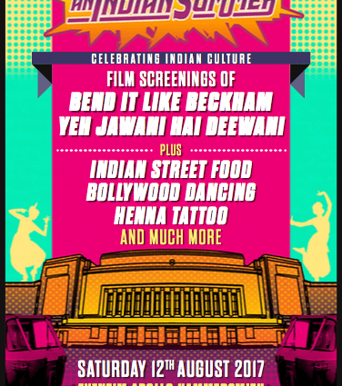 AN INDIAN SUMMER TAKES OVER THE EVENTIM APOLLO