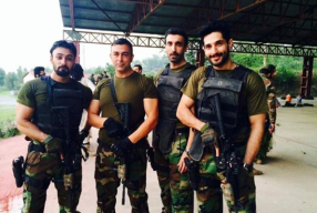 Yalghaar Superstars share experiences working with Army