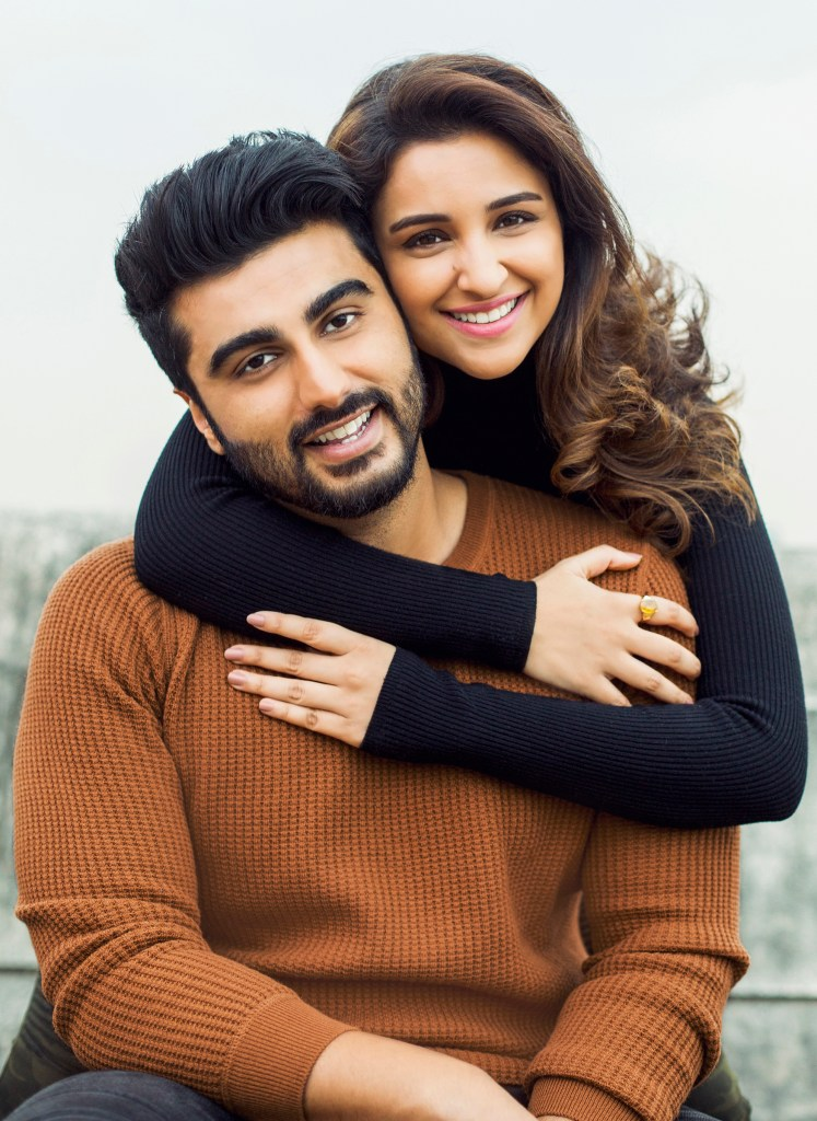 FARAAR Arjun and Parineeti Gatecrash A Wedding In Their Latest Film