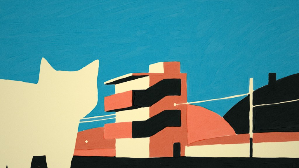 CAT DAYS Jon Frickey's animation selected for Aspen Shortsfest