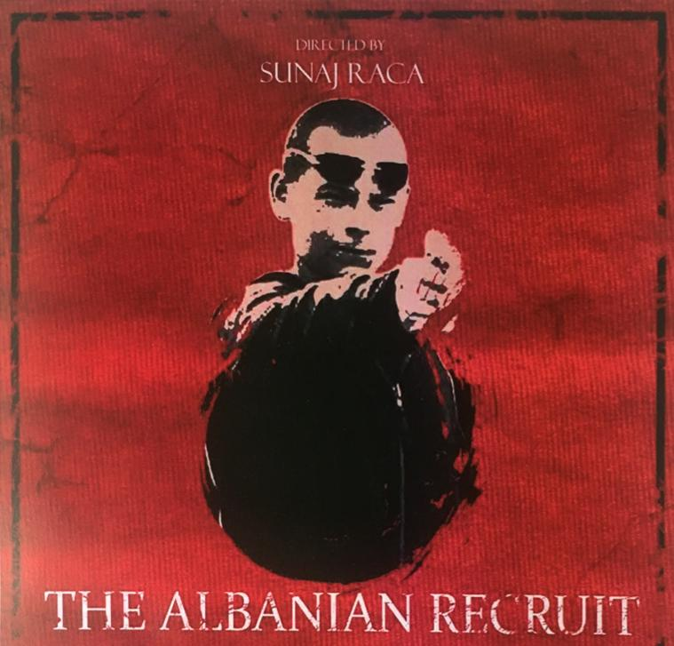 Sunaj Raca THE ALBANIAN RECRUIT wins Best Actor Award at The London Independent Film Festival