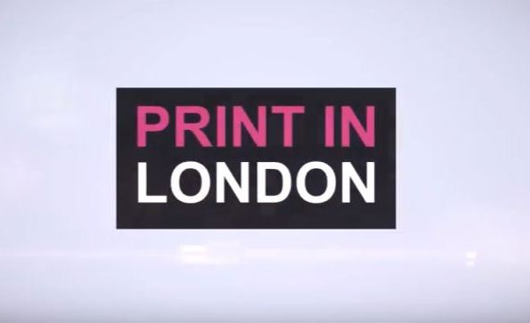 PRINT IN LONDON An Instant Printing Service In London