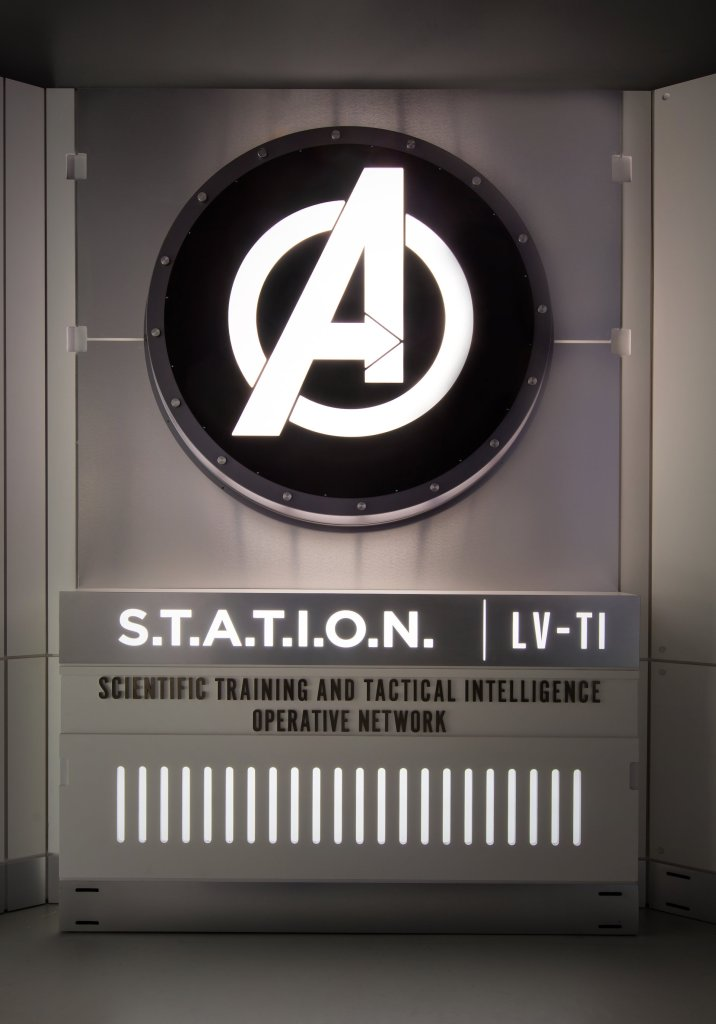 Marvel's Avengers S.T.A.T.I.O.N. Exhibition At Excel London 1