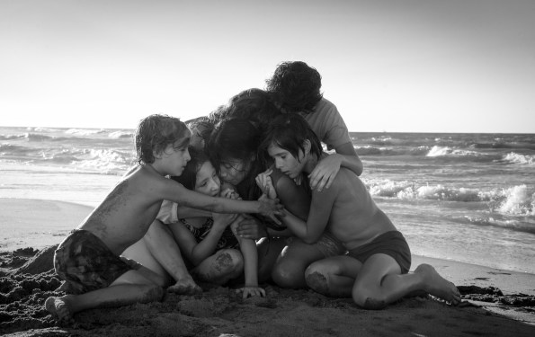 ALFONSO CUARÓN'S ROMA TO BE RELEASED THEATRICALLY IN OVER 600