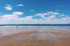 Al mare a Edimburgo – Longniddry e Gullane Beach
