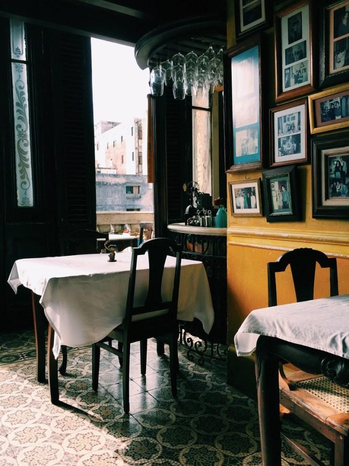 La Guarida restaurant Cuba - Photo credit by Thelostavocado.com