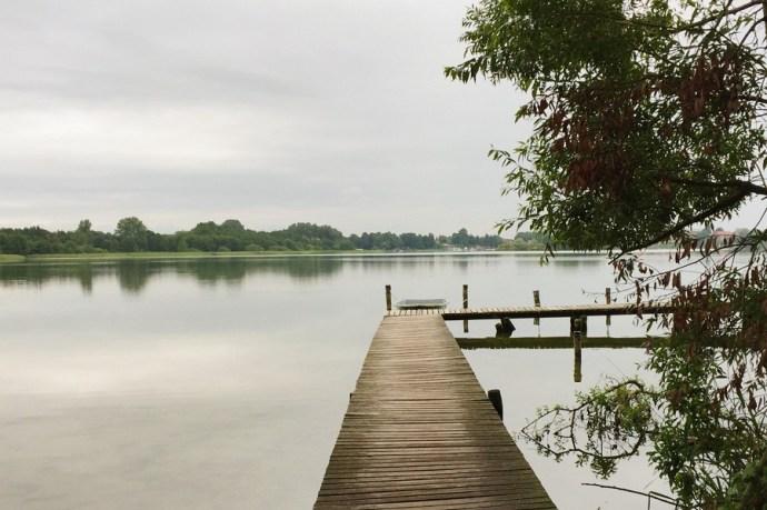 Lago di Schaalsee, lake Germany (1)