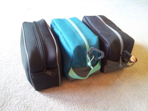 Packing cubes effectively organize all the little things you need to carry in your backpack.