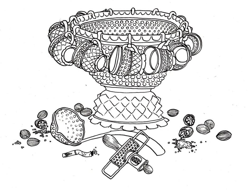 Illustration by Julie Leidner.