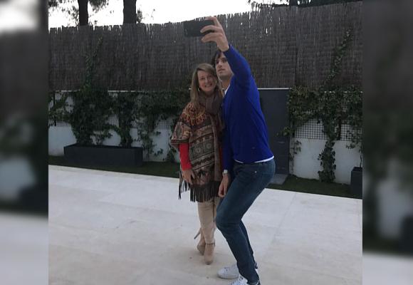 feliciano-lopez-y-amalia-enriquez-closeto-entrevista-selfie
