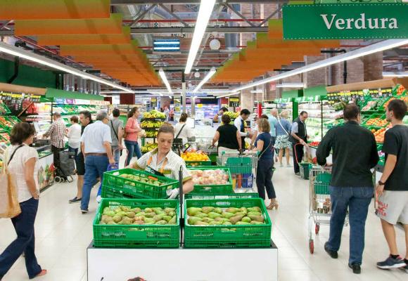 mercadona comprar supermercado