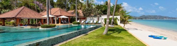 Villa Mekkala Koh Samui - Beach-2 (1)