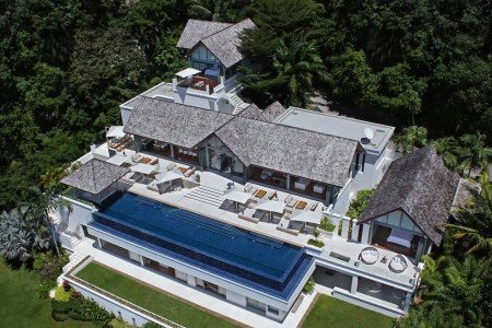 what is a villa 09234