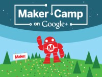 Make Magazine's Maker Camp on Google+