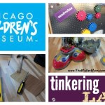 The New Tinkering Lab at Chicago Children's Museum