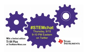 STEMchat with Texas Instruments