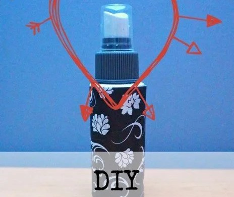 DIY finishing spray mac fix plus