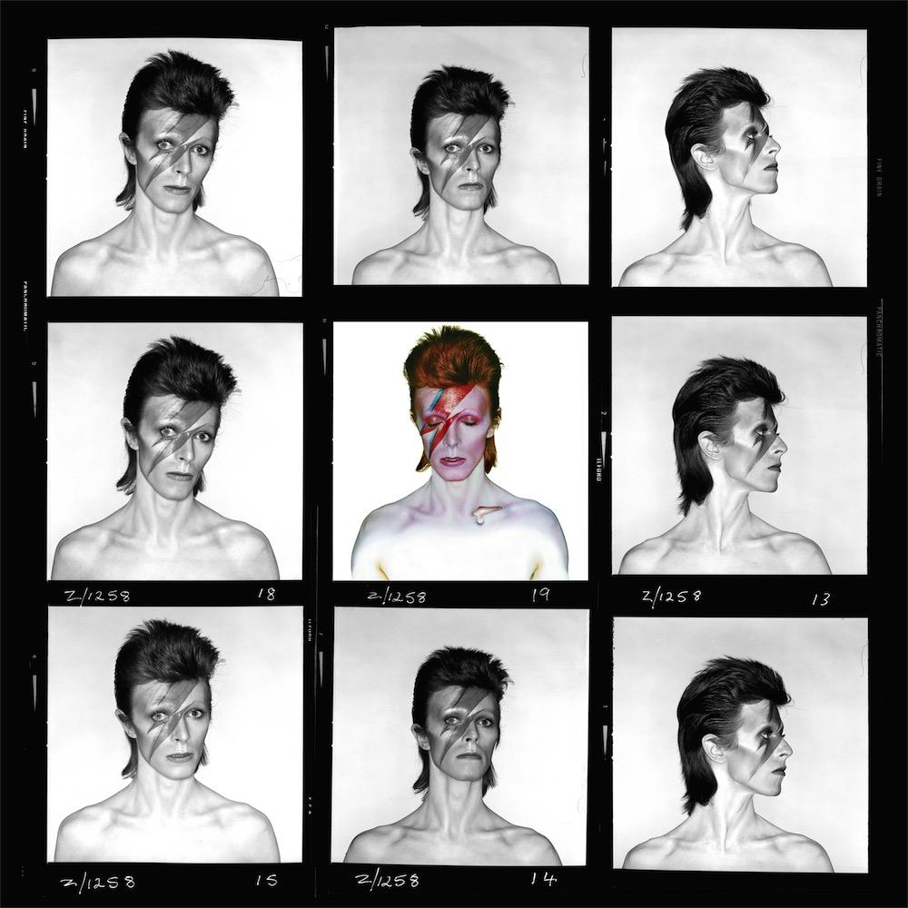 Il legame tra David Bowie e Brian Duffy raccontato in una mostra a Bologna