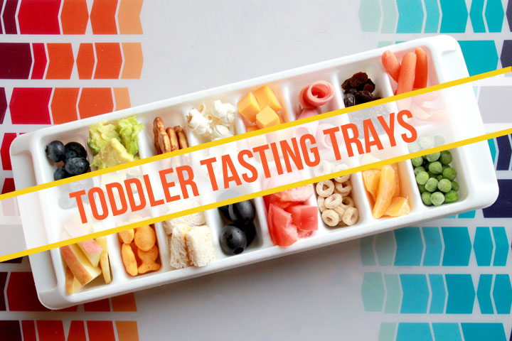 My favorite toddler lunch solution