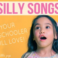 Silly Songs Your Preschooler Will Love (and you won't hate)