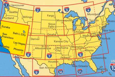 united states of america buy maps and travel guides online