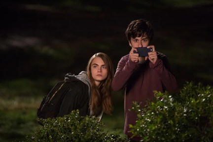 Top ten romantic movies 2015 paper towns